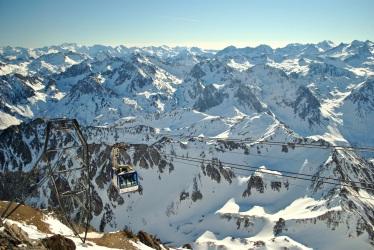 Pic du Midi de Bigorre, France